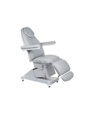 Elektryczny fotel kosmetyczny AMALFI BT-158 Szary