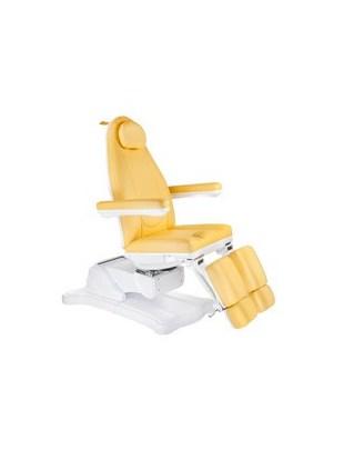 Elektryczny fotel kosmetyczny Mazaro BR-6672C Miod