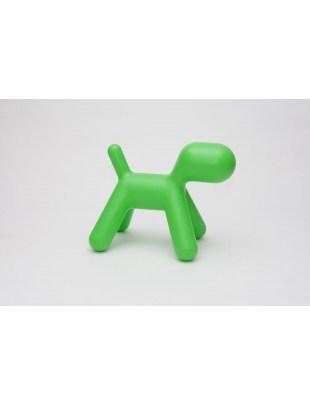 Siedzisko Pies zielony