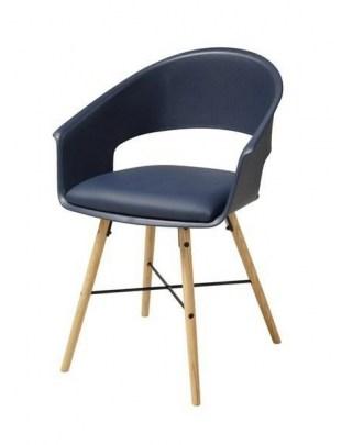 Krzesło Ivar Niebieskie