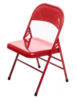 Krzesło Cotis Red Outlet