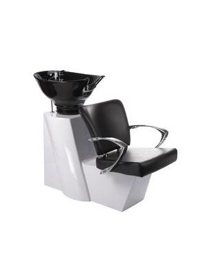 Myjnia fryzjerska LIVIO czarna BH-8012