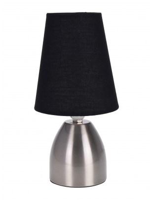 Lampa stołowa Intesi Paris czarna