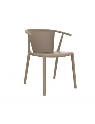 Krzesło Steely Beżowe