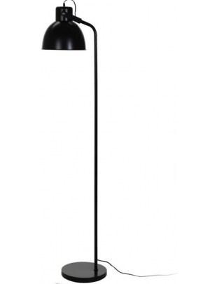 Lampa podłogowa Intesi Gloss czarna