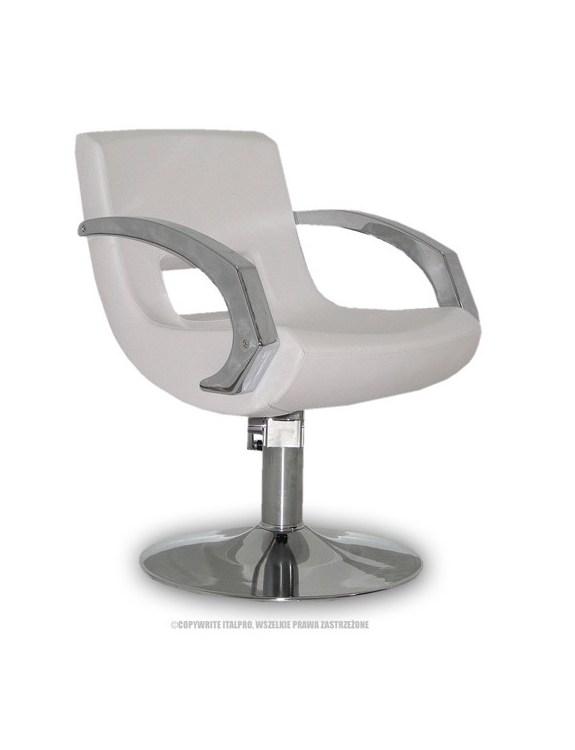 Fotel Roma biały