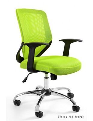 Mobi - krzesło biurowe - zielone