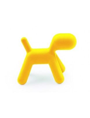 Siedzisko Pies zolty