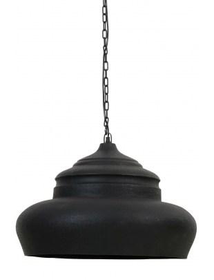 Lampa wisząca Cyrille matowa czarna