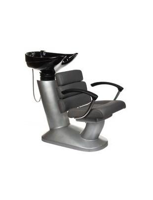 Myjnia fryzjerska FIORE szara BR-3530B