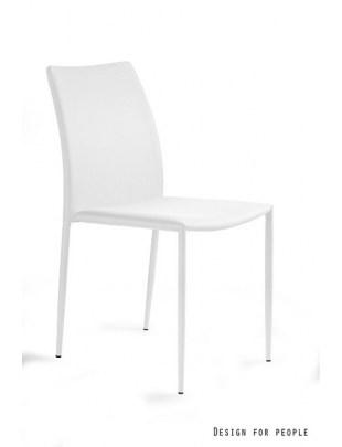 Design - krzesło białe