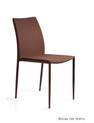 Design - krzesło brązowe