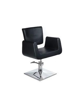 Fotel fryzjerski Vito BH-8802 czarny