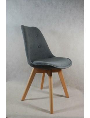 Krzesło Norden Cross Tap szare 1708 Outl et
