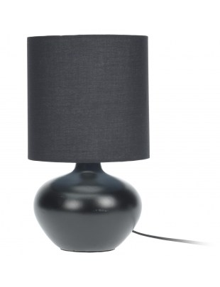 Lampka biurkowa Intesi Kim szara