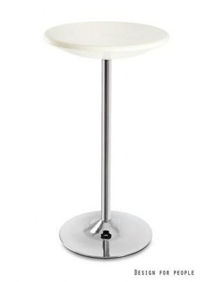 Round - stolik beżowy