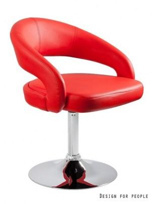 Stilo - stolik czerwony