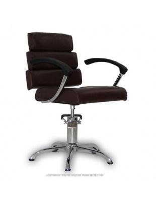 Fotel Italpro brązowy