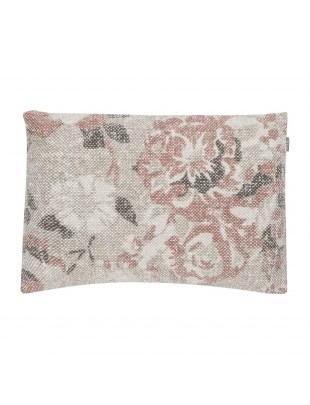 Poduszka Vintage flower j.różowy 35x50