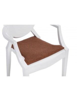 Poduszka na krzesło Royal pom. melanż