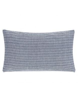 Poduszka Summer Wave 30x50 niebieska