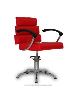 Fotel Italpro czerwony