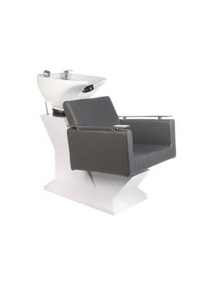 Myjnia fryzjerska MILO BH-8025 szara