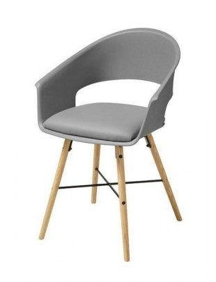 Krzesło Ivar Szare