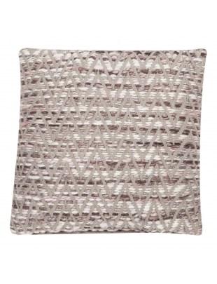 Poduszka Zigzag melanż 45x45
