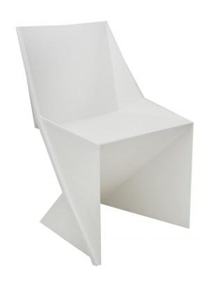 Krzesło Flato White