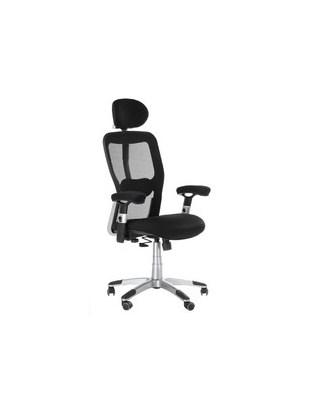 Fotel ergonomiczny CorpoComfort BX-4147 Czarny