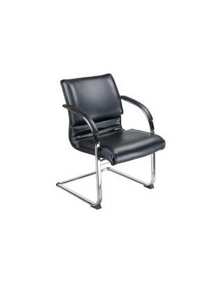 Fotel konferencyjny CorpoComfort BX-3339B Czarny