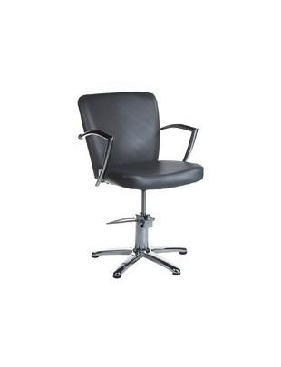 Fotel fryzjerski LIVIO szary BH-8173