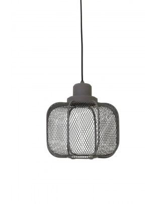 Lampa wisząca Anjali M cement