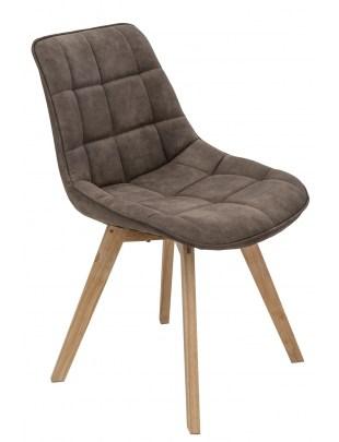 Krzesło Woody brązowe 1024