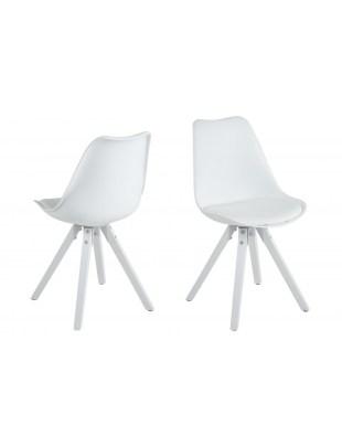 Krzesło Dima white