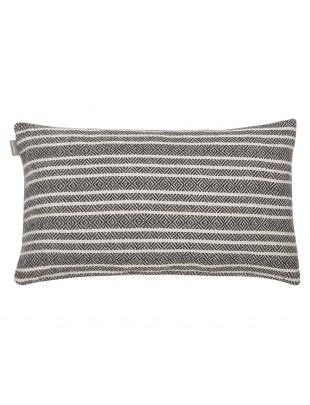 Poduszka Winford biało-czarna 30x50