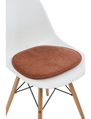 Poduszka na krzesło Side Chair pom. mel.