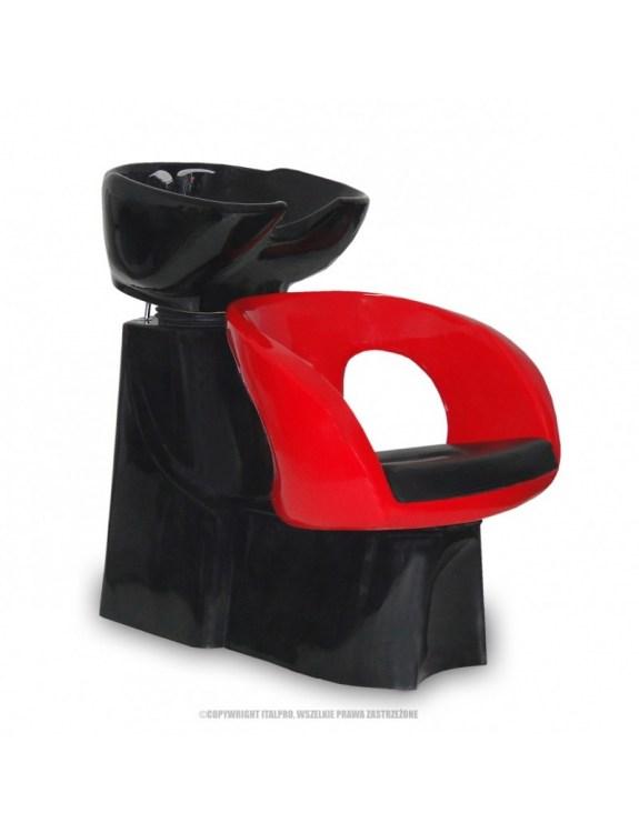 Myjnia OVO - czerwona