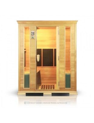 Sauna infrared (IR) - na podczerwień - JODŁOWA
