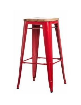 Hoker Paris Wood 75cm czerwony jesion
