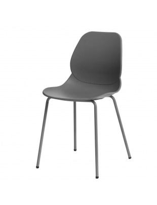 Krzesło Layer 4 szare