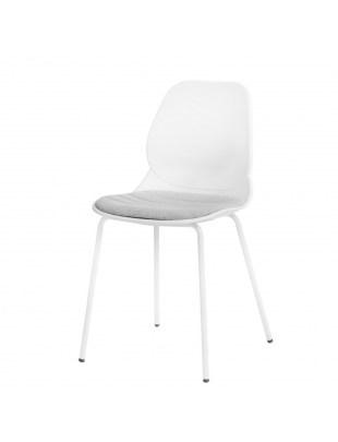 Krzesło Layer Tap 4 białe