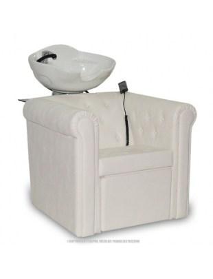 Myjnia Rimini - biała