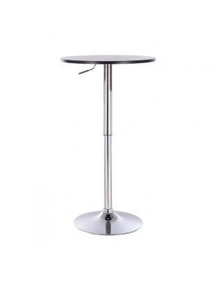 VOLA - Okrągły stolik obrotowy - czarny