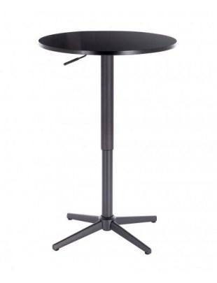 VOLA - Okrągły stolik obrotowy - czarny cross