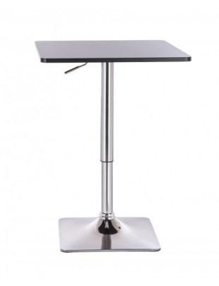 VOLA - Kwadratowy stolik obrotowy - czarny