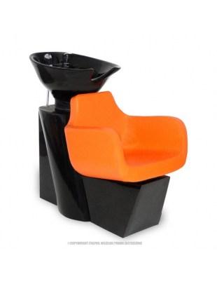 Italia - Myjnia fryzjerska - pomarańczowa