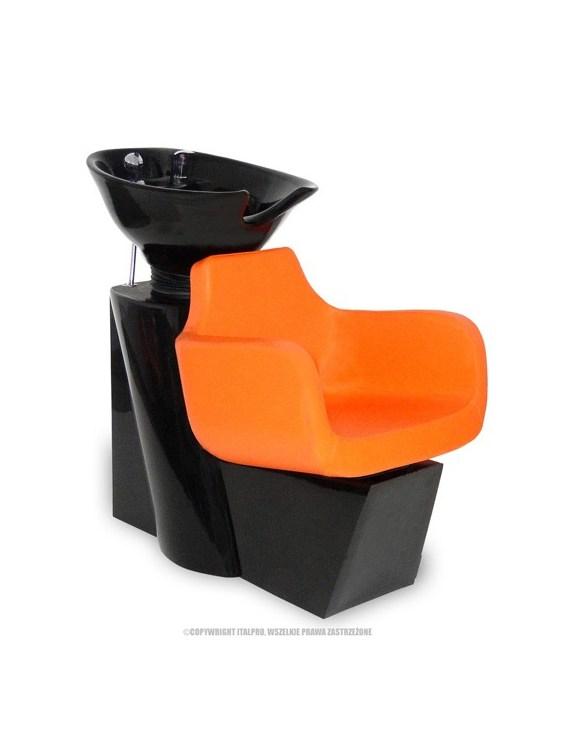 Myjnia Italia - pomarańczowa