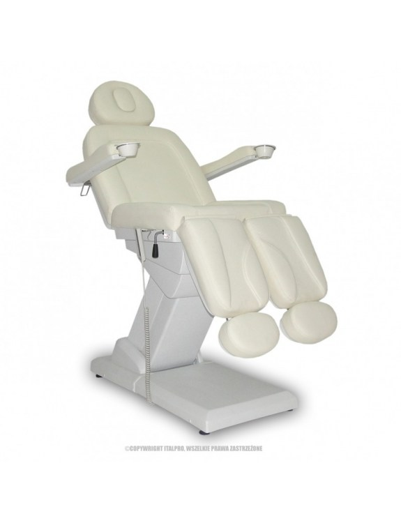 Fotel Kosmetyczny S-LUX-Duo - beż/ecri